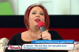 Surpriza pentru Oana Roman, La Maruta. Cine a declarat ca are emotii pentru nasterea Oanei.