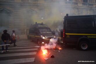 Evadare ca in filme, in Italia, in plina zi. Un comando ataca politisti si elibereaza un detinut