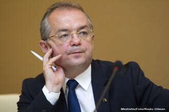Emil Boc răspunde acuzațiilor în cazul Lucan: Nu am beneficiat de tratament preferențial