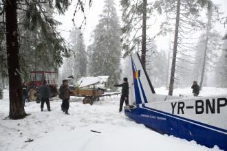 Cazul accidentului aviatic din Apuseni, in Parlament. Senatorii vor sa stie cum si-au facut institutiile implicate treaba