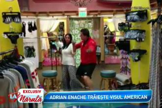 Adrian Enache si Iuliana, in America, in timp ce presa scrie ca s-au despartit