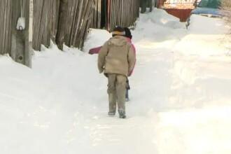 Aventura fetei de 12 ani din Iasi care a plecat sa vada marele oras, satula de munca de acasa