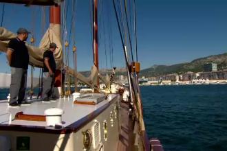 Romania, pentru prima data pe harta competitiilor cu veliere. 40 de vase, din intreaga lume, vor veni la Constanta