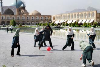 Teste de stabilire a sexului pentru jucatoarele de fotbal feminin din Iran. Ce au descoperit medicii la examinari