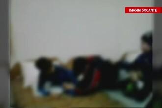 Ritual socant de initiere in echipa de hochei. Un copil de 9 ani este batut si umilit de colegi. Explicatia antrenorului
