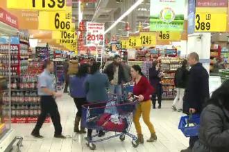 Proiectul care ne-ar putea obliga sa facem cumparaturi in supermarketuri doar in cursul saptamanii