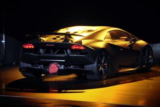 Masina de un sfert de milion de euro, facuta praf in cateva secunde. Ce a facut un rus treaz