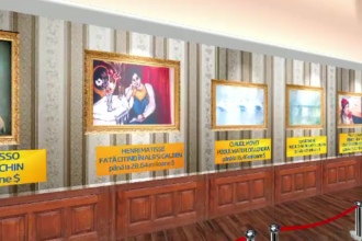Hotii de tablouri din Carcaliu isi vor plati isprava de 18 mil. de euro. Muzeul le ia casele si 30% din leafa pana la moarte