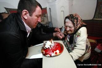 Secretele lui tanti Angelica, femeia din Buzau care a sarbatorit 100 de ani.