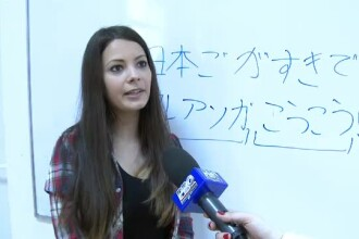 Tot mai multi elevi romani au inceput sa invete limba chineza sau pe cea japoneza. Motivele din spatele acestei decizii