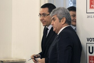 Premierul intra in vacanta electorala. Oprea va asigura permanenta la Guvern in timpul campaniei pentru europarlamentare
