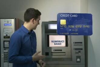 Tot mai multi romani au parte de surprize in fata bancomatului. Sfaturile ANPC pentru clientii ce raman fara bani