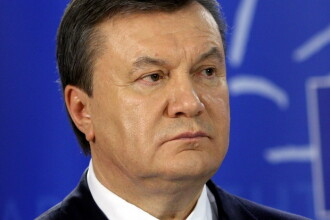 De la portocaliu la albastrul Uniunii Europene. Cine este Viktor Ianukovici, omul pe care ucrainenii nu-l mai vor presedinte