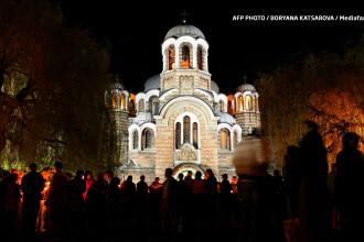 Episcop bulgar demis dupa ce a fost filmat la o orgie. Convinsese patru calugarite sa i se alature