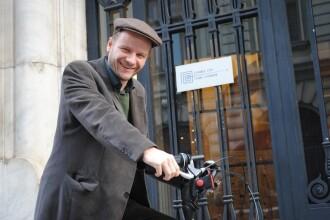 Orasul Meu: Directorul Centrului Cultural Ceh, Rene Kubasek, saluta noua generatie de bucuresteni: