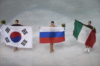 Scandal la Soci. 2 milioane de oameni cer investigarea rusoaicei de 17 ani, premiata cu aur la patinaj
