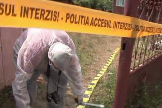 O moldoveanca de 71 de ani si-a ucis ginerele si i-a dat foc. Nu a fost arestata fiindca politistii cred ca NU e periculoasa