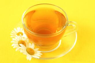 Studiu: Ceaiul de musetel, asociat cu un risc mai mic de cancer tiroidian