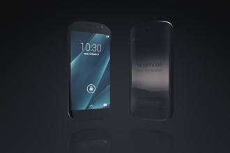 MWC 2014. YotaPhone 2, telefonul inteligent cu doua ecrane. Rusii promit o autonomie de pana la 50 de ore