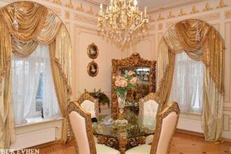 Culmea luxului in vilele demnitarilor din Ucraina. Politicienii care l-au intrecut in opulenta pe Ianukovici. GALERIE FOTO