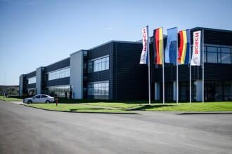 Bosch a inaugurat la Cluj a doua fabrica. Anul acesta vor fi angajate peste 400 de persoane in noua fabrica