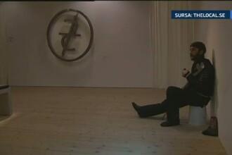 Doi cersetori din Romania, folositi pe post de exponate umane in Suedia. Imaginile au starnit critici aprinse