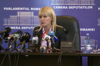 SMS-ul pe care Elena Udrea il va face public.