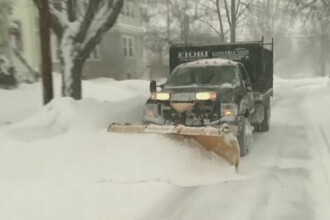 Factura fabuloasa pe care trebuie sa o plateasca economia americana din cauza furtunilor de zapada: 1.250.000.000 de dolari