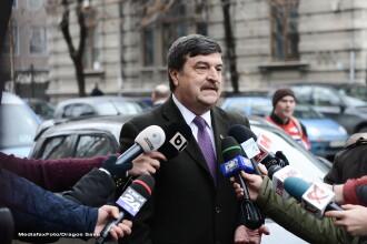 Toni Grebla si-a dat demisia din functia de judecator al Curtii Constitutionale.