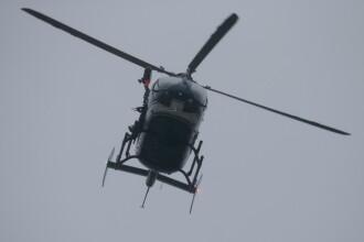 Un politist britanic a fost suspendat dupa ce a filmat din elicopter mai multe persoane facand sex