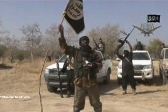 Statul Islamic a acceptat juramantul de credinta al Boko Haram.