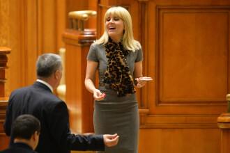 Cazul Elena Udrea este o situatie fara precedent in istoria Parlamentului Romaniei. Partidele ar putea accepta cererile DNA