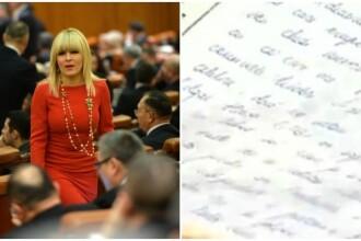 """Elena Udrea si-a prezentat jurnalul: """"Stiam de la Maior ca exista fotografiile de la Paris. El a aflat de la Coldea"""""""