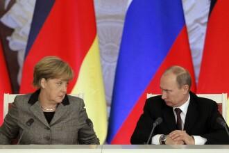 Răsturnare de situație la Moscova. Cum vor ajunge gazele rusești în Europa. Merkel îl înfruntă pe Putin