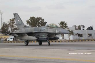 Razbunarea Iordaniei. In doar 3 zile, iordanienii au lansat 56 de atacuri aeriene si au distrus 20% din Statul Islamic