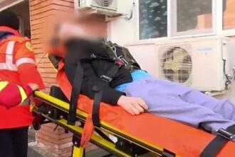 Tanar de 17 ani, gasit inconstient pe o strada din Galati. Medicii cred ca ar fi consumat etnobotanice extrem de periculoase