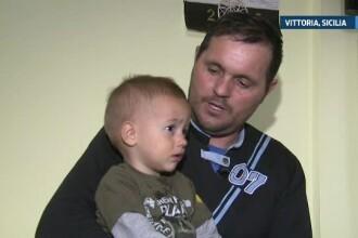 In ce conditii au ajuns sa traiasca doi soti care au fugit in Sicilia de saracia din Romania.