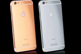 Acesta e cel mai scump iPhone 6 din istorie. Are platina, diamante negre si costa cat 15 Ferrari-uri