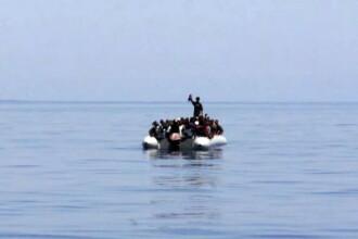 Naufragiu in Marea Mediterana. Cel putin 300 de imigranti au murit dupa ce barcile lor s-au scufundat. VIDEO