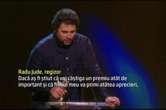 Mesajul transmis de Radu Jude autoritatilor romane, dupa ce a castigat Ursul de Argint cu filmul