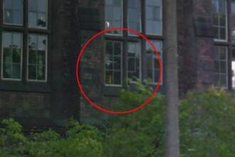 Aparitie bizara la geamul unui orfelinat abadonat din Marea Britanie. Ce se vede in imaginile surprinse cu Google Street View
