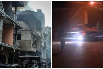 Razbunarea Egiptului. Atacurile aeriene asupra Statului Islamic in Libia au ucis 50 de jihadisti. FOTO si VIDEO