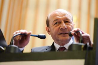Traian Basescu vorbeste despre
