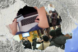 Romania taxelor online si Romania cozilor la ghiseu. Cum se imparte tara in functie de confortul contribuabililor