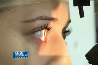 Persoanele cu ochii deschisi la culoare sunt mai predispuse afectiunilor oftalmologice. Care sunt primele simptome