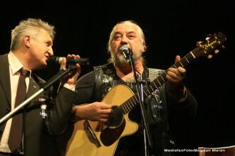 Interviu cu Nicu Covaci si Moni Bordeianu despre rock, viata si prietenie. Liderul Phoenix: