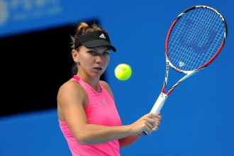 Simona Halep s-a calificat in optimile de finala al turneului de la Indian Wells. CU cine va juca pentru un loc in