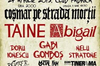 """Cosmar pe Strada Mortii"". Concert"