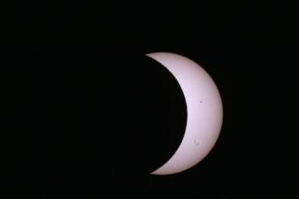 Cea mai mare eclipsa solara din Europa in ultimii 16 ani va intuneca Pamantul, luna viitoare. In ce zone va fi totala