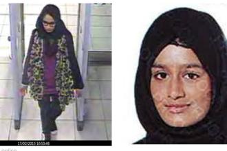 Mesajul miresei jihadiste care vrea să se întoarcă în UK, după moartea bebelușului ei